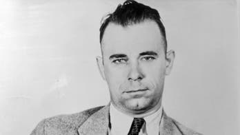 Gangster John Dillinger's body reportedly to be exhumed from heavily protected grave