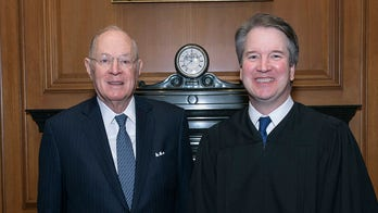 New book claims Justice Kennedy lobbied for Trump to consider Kavanaugh