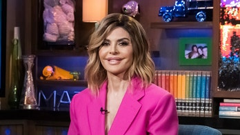 Lisa Rinna, 57, flaunts cleavage in photoshoot for her new beauty line
