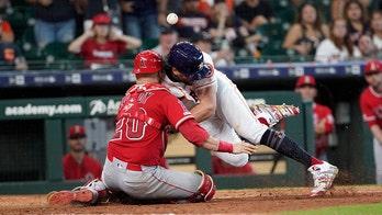 St. Louis Cardinals' Yadier Molina calls Jake Marisnick, Jonathan Lucroy collision 'verified bulls--t'