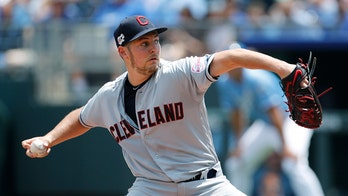 New Reds' ace Trevor Bauer shows up at Indians game dressed like a fan