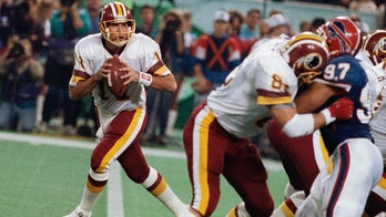Former Super Bowl MVP Mark Rypien told officer he struck his wife in car incident: report