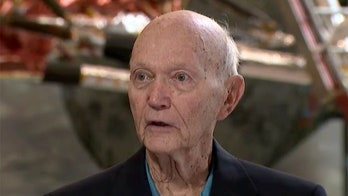 Apollo 11 pilot Michael Collins disagrees with return to moon, wants straight shot to Mars