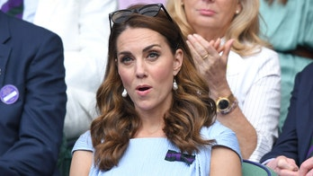 Kate Middleton exhibits hilarious facial expressions while watching historic Wimbledon Men's final