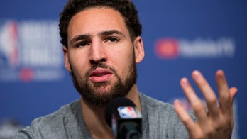 Klay Thompson's return to Warriors unclear as he recovers from torn ACL, Steve Kerr says