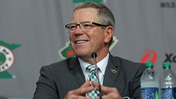 Minnesota Wild fire GM Paul Fenton after 1 season