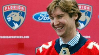 Bobrovsky says he came to Florida to win the Stanley Cup