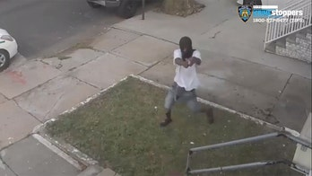 Gunman's weapon jams twice as he tries to shoot woman, NYPD video shows