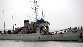 Pirates take 10 Turkish sailors hostage off coast of Nigeria