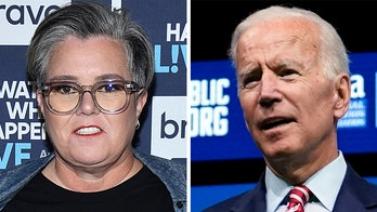 Rosie O'Donnell rails against Biden's candidacy: 'Your time has passed'