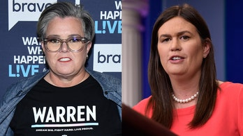 Rosie O'Donnell defends Alexandria Ocasio-Cortez after Sarah Sanders slam