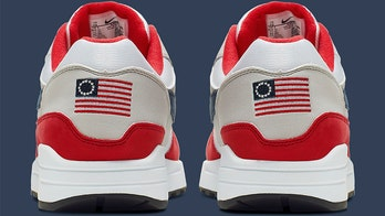 Sophia Nelson: Colin Kaepernick and Nike are wrong – as a black woman, I know a flag on sneakers isn't racist