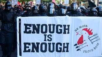 Antifa's 'Iron Front' symbol banned by Major League Soccer's Portland Timbers and Seattle Sounders