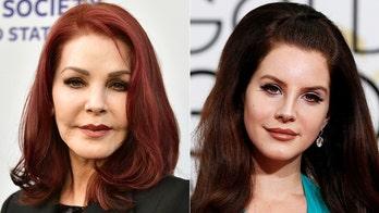 Priscilla Presley thinks Lana Del Rey should play her in Elvis biopic
