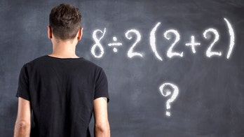 Viral math problem baffles many on Internet: Can you solve 8÷2(2+2)?