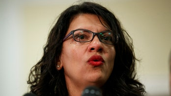 Tlaib suggests 'Israeli occupation' led to bombing death of Israeli girl, 17