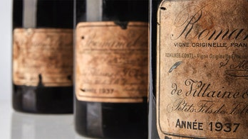 French thieves steal over half a million dollars worth of vintage wines from Michelin restaurant: reports