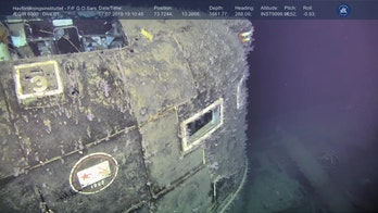 Scientists discover radiation leak '100,000 times normal level' from Russian nuclear sub wreck
