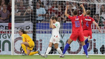 Alyssa Naeher gets her World Cup moment with epic save during England match