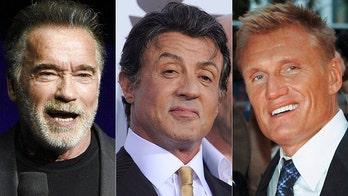 Sylvester Stallone, Arnold Schwarzenegger and Dolph Lundgren joke around in hilarious Instagram video: 'Men that refuse to grow up'