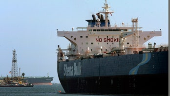 Iran's Revolutionary Guard seizes two UK-operated tankers in Strait of Hormuz