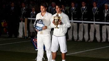 11 years later, Roger & Rafa renew their Wimbledon rivalry
