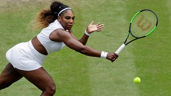 Williams back on Centre Court to face Strycova in semifinals