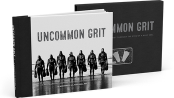 'Uncommon Grit: A Photographic Journey Through the Eyes of a Navy SEAL' by Darren McBurnett
