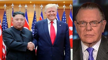 Gen. Keane 'confident' US diplomats won't back third Trump-Kim summit without 'some evidence' of denuclearization