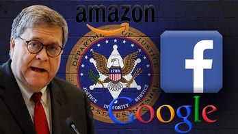 Breaking up Big Tech giants like Facebook and Google is 'on the table,' says US antitrust chief