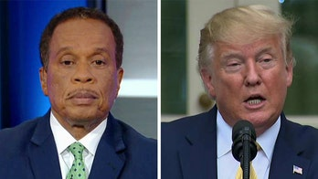 Juan Williams blasts 'vile' rally chant, offers theory on why Trump denounced it
