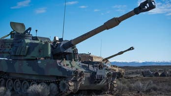Army prototypes range-doubling new artillery weapon to outgun Russia