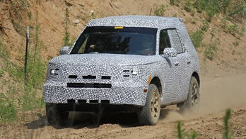 Spied: 'Baby' Ford Bronco caught on camera ahead of upcoming reveal