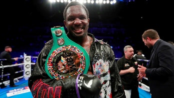 British heavyweight Dillian Whyte tests positive for banned substance after earning title shot