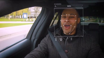 Jaguar's facial recognition tech knows when you want music, cold air