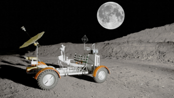 Polaris' Lunar Roving Vehicle replica to run at NASCAR race