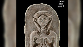 Were these 3,500-year-old carvings of nude women used as ancient fertility drug?