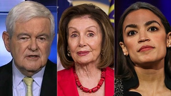 Gingrich on Dems' infighting: AOC, other freshmen questioning why they need to listen to Pelosi