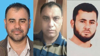 Israeli forces arrest 'travel agents' accused of operating Hamas money laundering ring