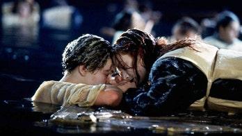 Brad Pitt teases Leonardo DiCaprio about infamous 鈥楾itanic鈥� door scene
