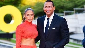 Jennifer Lopez took Alex Rodriguez to a strip club to prepare for 'Hustlers' role