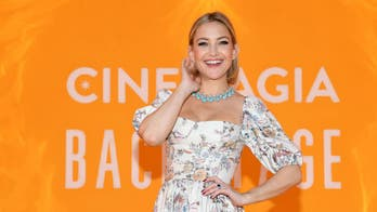 Kate Hudson admits she likes 'being naked': 'It doesn't take a lot for me to take my clothes off'
