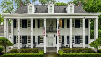 Kid Rock's Detroit mansion, filled with Americana art, selling for $2.2 million