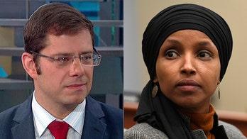 Law professor on Ilhan Omar's anti-Israel resolution: Boycott would 'discriminate against Jews'