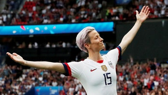 Megan Rapinoe: 'I'm uniquely and very deeply American'