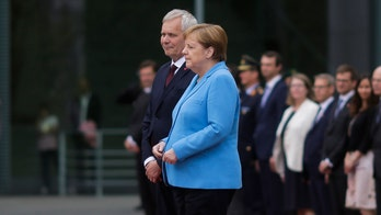 Angela Merkel denies rumors of declining health after third public shaking incident: 'I'm fine'