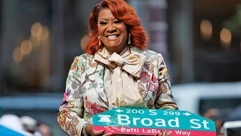 Philadelphia names street after Patti LaBelle