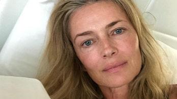 Paulina Porizkova, 54, says she wants to share 'the truth' with makeup-free selfie