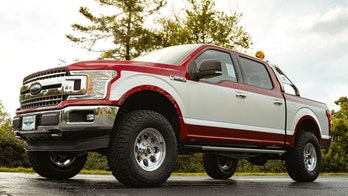 Ford dealer's retro package adds 1970s style to the F-150 pickup