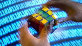 Rubik's Cube solved by deep learning algorithm in fraction of a second